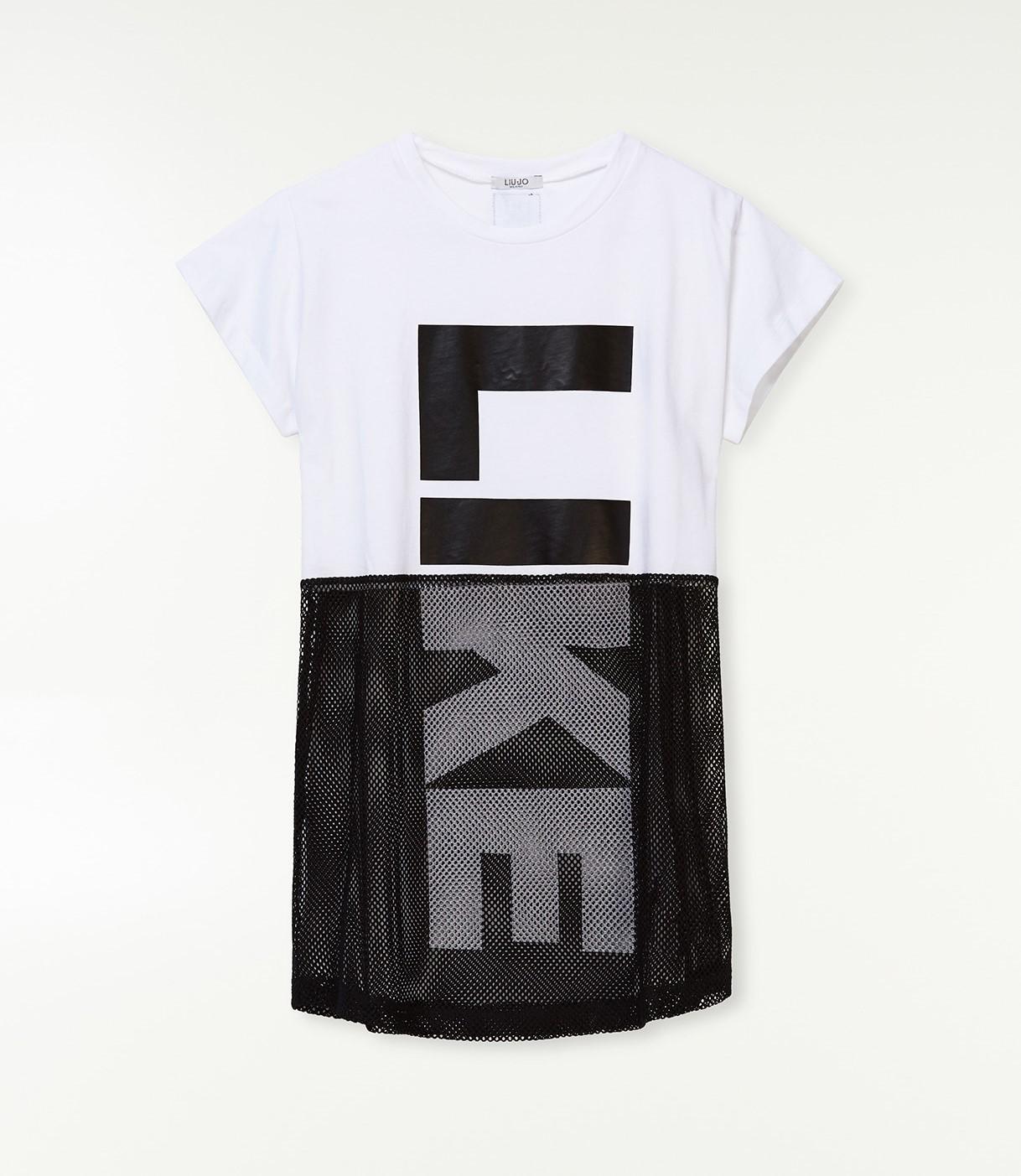 T Shirt oversize Liu Jo • Minù — La Boutique