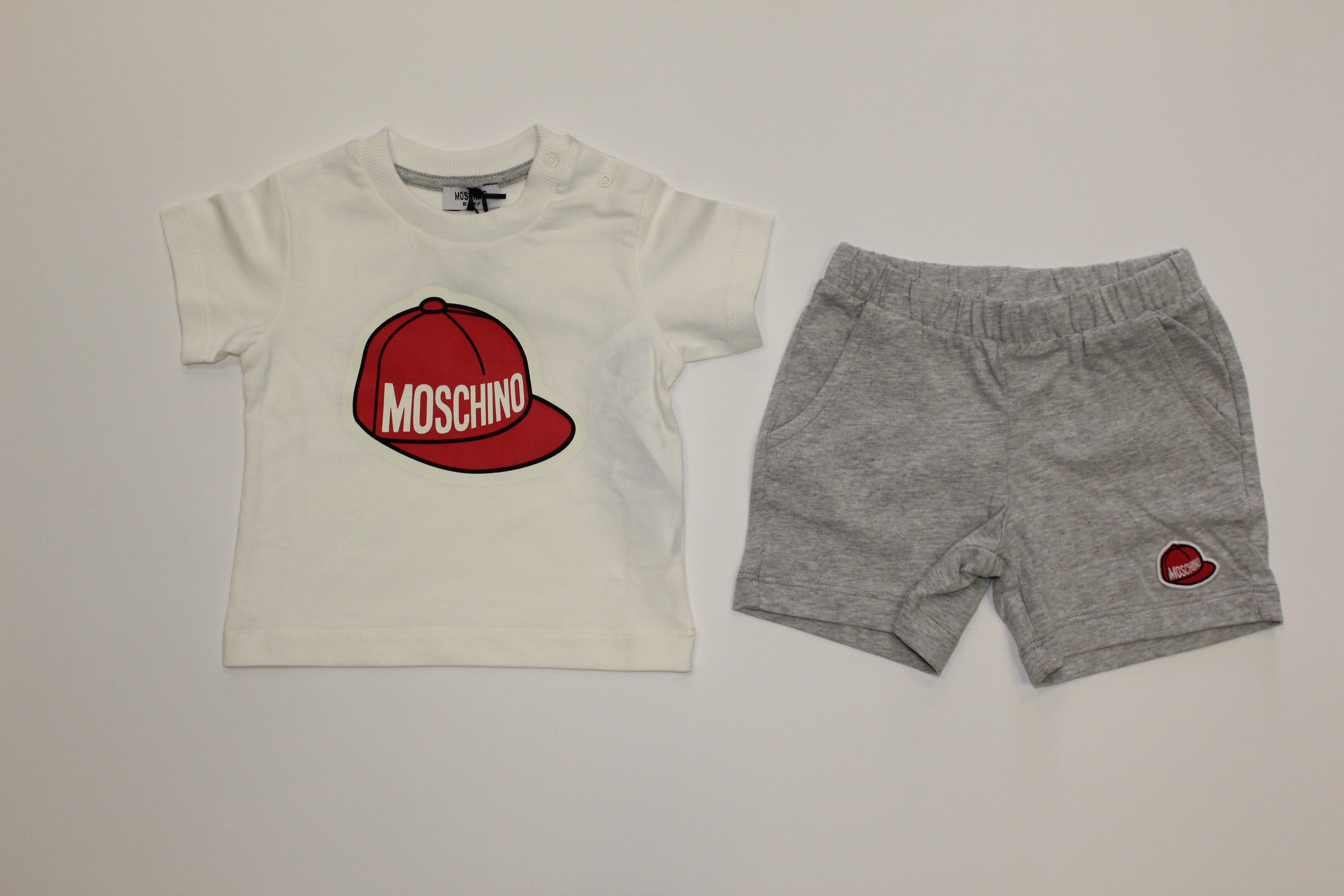 migliore online così economico ordine Completo T-Shirt/Shorts Moschino