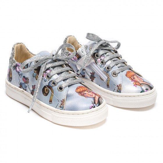 risparmi fantastici in vendita sconto Sneakers Cenerentola Monnalisa