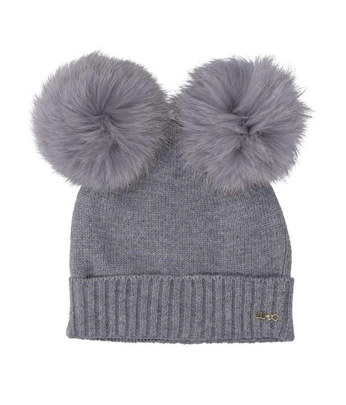 Cappello ponpon Liu Jo • Minù — La Boutique 856b106a79d6